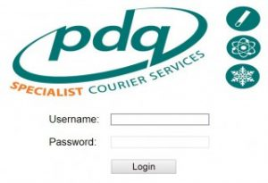PDQ Track & Trace PDQ Specialist Couriers