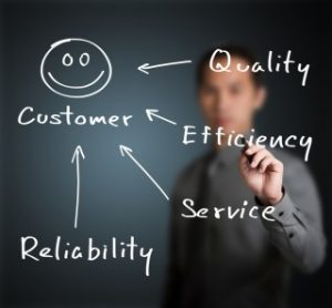 Customer Satisfaction PDQ Specialist Couriers