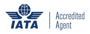 iata accredited agent logo